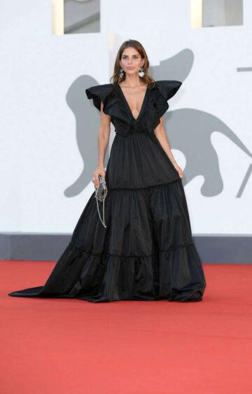 Wronika Rosati 77th Venice Film Festival Closing Ceremony