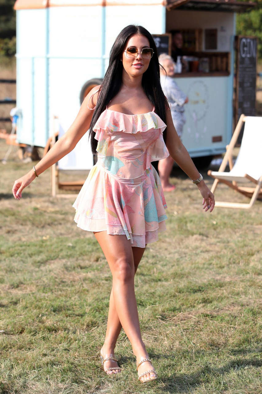 Yazmin Oukhellou Set Of Only Way Is Essex