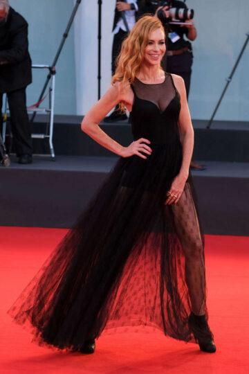 Yvonne Scio Padrenostro Premiere 2020 Venice Film Festival