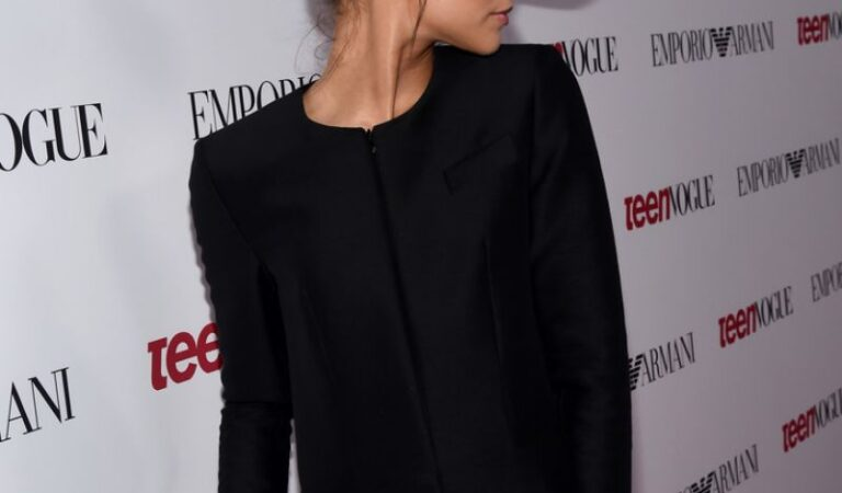 Zendaya Coleman 2014 Teen Vogue Young Hollywood Party Beverly Hills (24 photos)