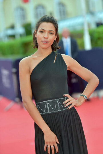 Zita Hanrot 46th Deauville American Film Festival Opening France