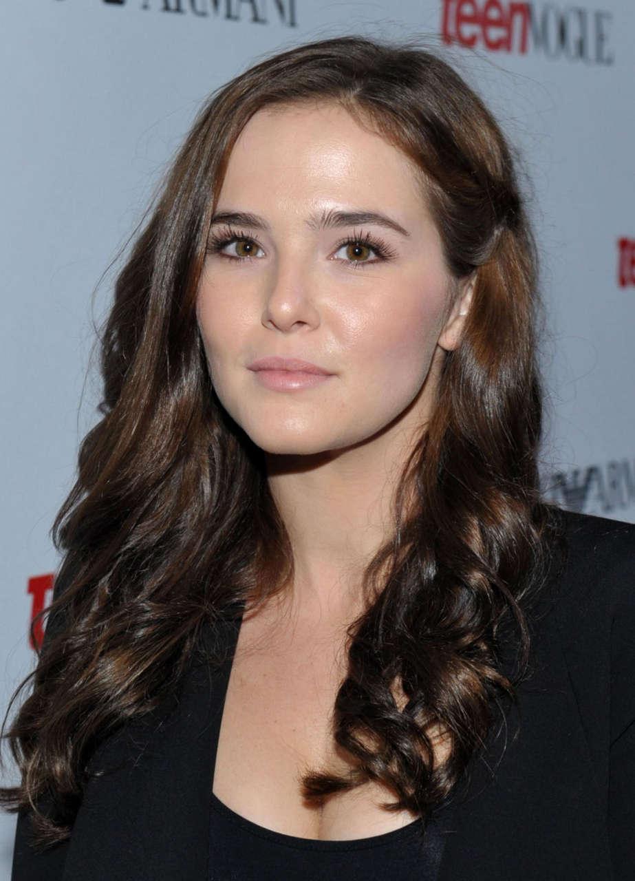 Zoey Deutch 10th Annual Teen Vogue Young Hollywood Party
